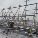 Монтаж крышных установок в Волгограде