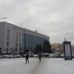 Монтаж крышной установки в Волгограде