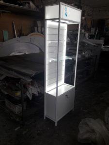 Стойка мебельная с подсветкой