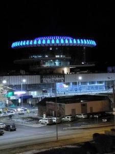 Светодиодная архитектурная подсветка